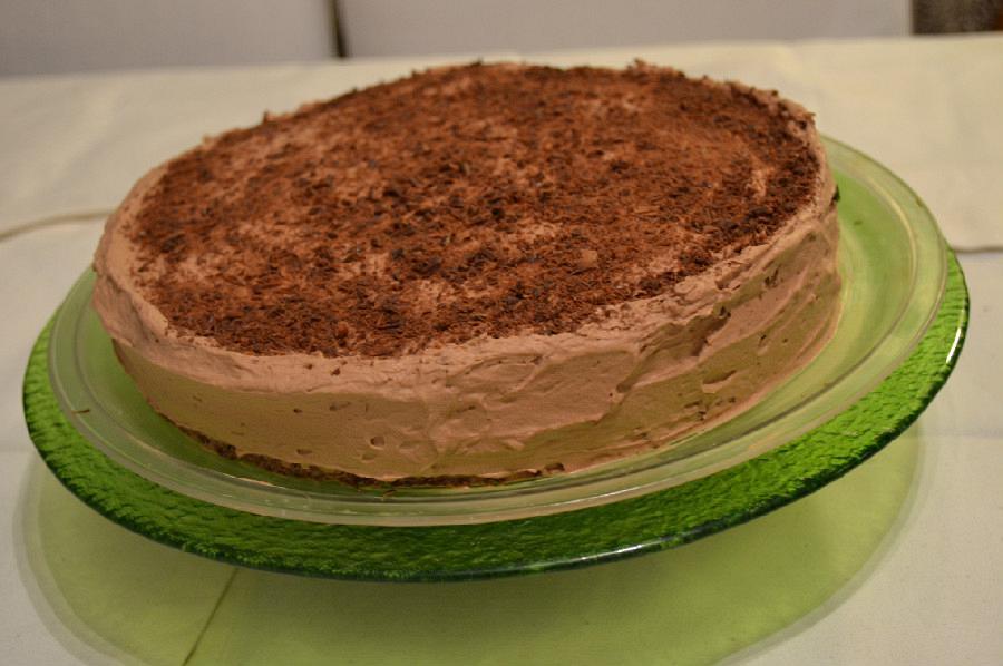 tourta mousse chocolat1edited