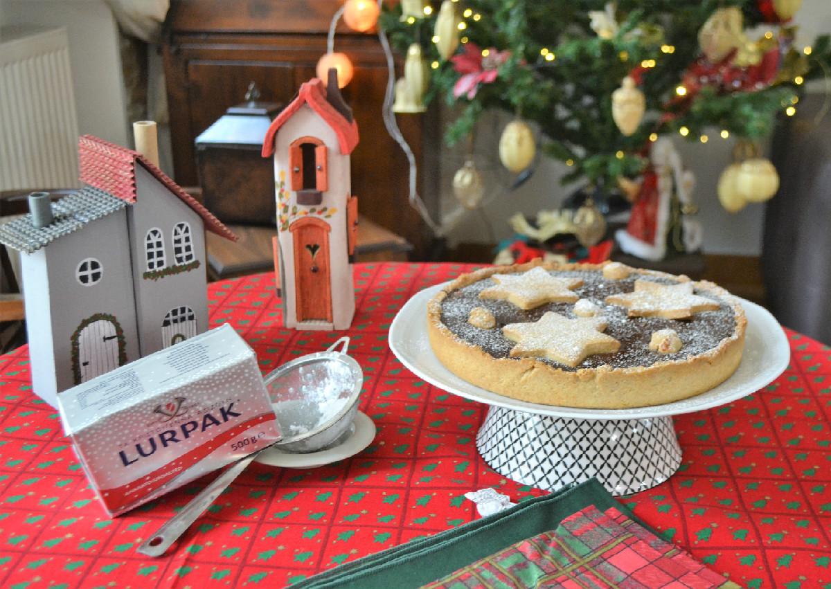Τάρτα σοκολάτας με χριστουγεννιάτικα αρώματα - Sweetly